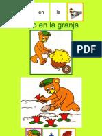 Pipo en La Granja