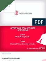0.- DESARROLLO DE LA SESION DE APRENDIZAJE