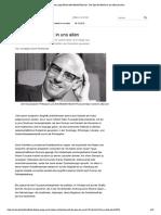 Eine Lange Nacht über Michel Foucault - Die Spur der Macht in uns allen (Archiv)