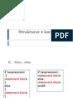 PHP_ Strukturat e kontrollit_2015