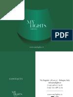 Catalogo MyLights