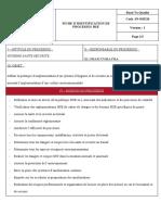 Processus Hse Version 1