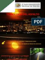 TECNOLOGIA DEL ASFALTO