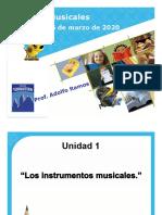 Música 4° básico ppt