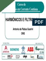HVDC - Filtros Harmonicos