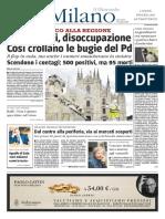 Il Giornale Milano 6 Maggio 2020