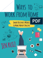 25 Ways to Work From Home_ Smart Business Models to Make Money Online