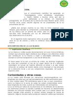 6. DESCOMPOSICION DE LA LUZ BLANCA
