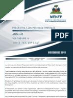 Anglais NS IV (SES, SMP _ SVT)-1