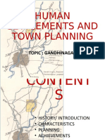 Human Settlements and Town Planning
