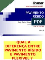 PVTO RIGIDO - CARLOS EDUARDO TROCCOLI