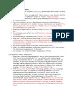 discourse analysis worksheet