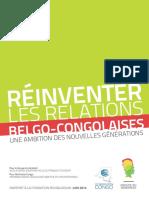Friday Group-Génération Congo_Réinventer Les Relations Belgo-congolaises_Juin 2014