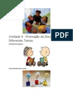 Promoção da Discussão de diferentes temas (unidade 4 da UFCD 3287)
