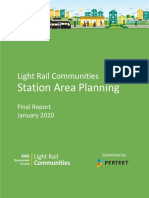 Station Area Planning Final Report