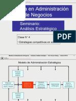 UTN Análisis estratégico. Clase 4