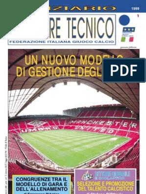 SCARICA BOLLETTINO SETTORE TECNICO FIGC