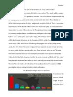 media and politics media content analysis