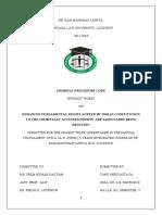 CRPC Project-Tanu Shrivastava