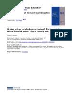 Broken voices or a broken curriculum The impact of.pdf