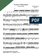 Andres Maienlied, Op. 8, Nr 8, EM1628 - 4. Guitar 3_000