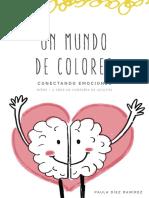 UN MUNDO DE COLORES. Manual didáctico