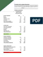 Taller 2  Análisis de los estados financieros