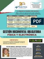 Gestion Documental Obligatoria Junio