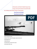 Study of Lake Urmia (Urmiye) Level Fluctuations