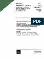 IEC60034-18-21{ed1.0 1992}bilingual