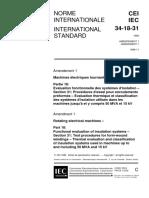 IEC60034-18-31-amd1{ed1.0 1992}bilingual