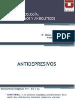 CLASE 2 - Antidepresivos y BDZ (1)