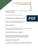 QTP Complete FAQs-1