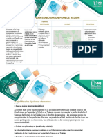 2. Instrumento para Planificación de Acción Solidaria