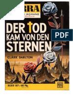 TE 107 - Clark Darlton - Der Tod kam von den Sternen