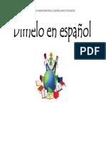 Dímelo en español. Unidad 1