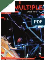 Programme n°4 du Lieu Multiple de janvier à juin 2011