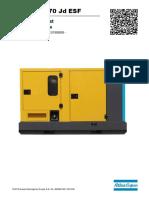 Manual de Partes QES 155Jd