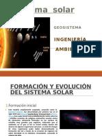 EXPOSICION - sistema solar