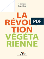 La Revolution vegetarienne - Thomas Lepeltier.epub