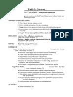 emily guzman- resume