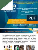 Diapositivas de Sustentación- Jose Federico Lozano