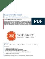 SunSpec Inverter Models - 12020