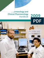 Pharmacology Handbook