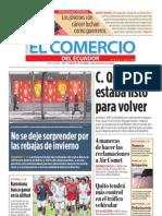 El Comercio del Ecuador Edición 199