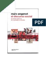 El Discurso Social. Angenot (1)