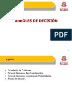 Árboles de Decisión