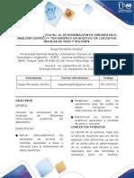 Informe Practicas N°1,2 y 3