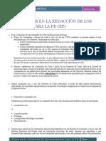 30- PASOS A SEGUIR EN LA REDACCIÓN DE LOS CONTENIDOS PARA LA PROGRAMACIÓN DIDÁCTICA _EP_