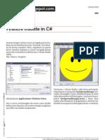 Finestre insolite in C#